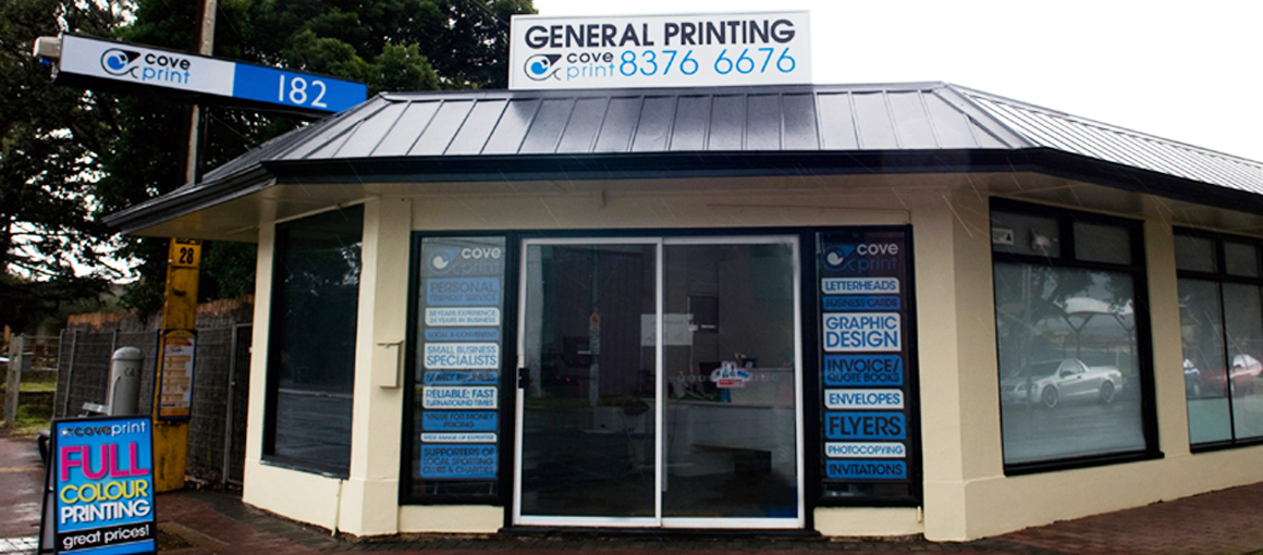 Cove Print Office